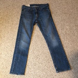 Medium Wash Hollister Jeans